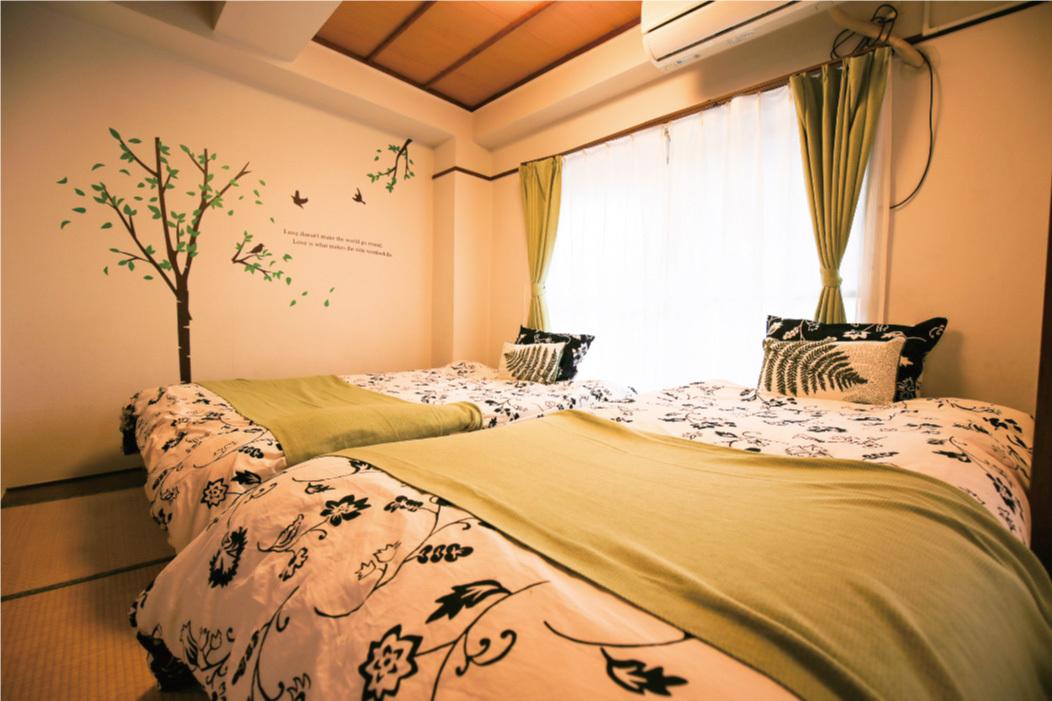 ベッドルーム1[6D]