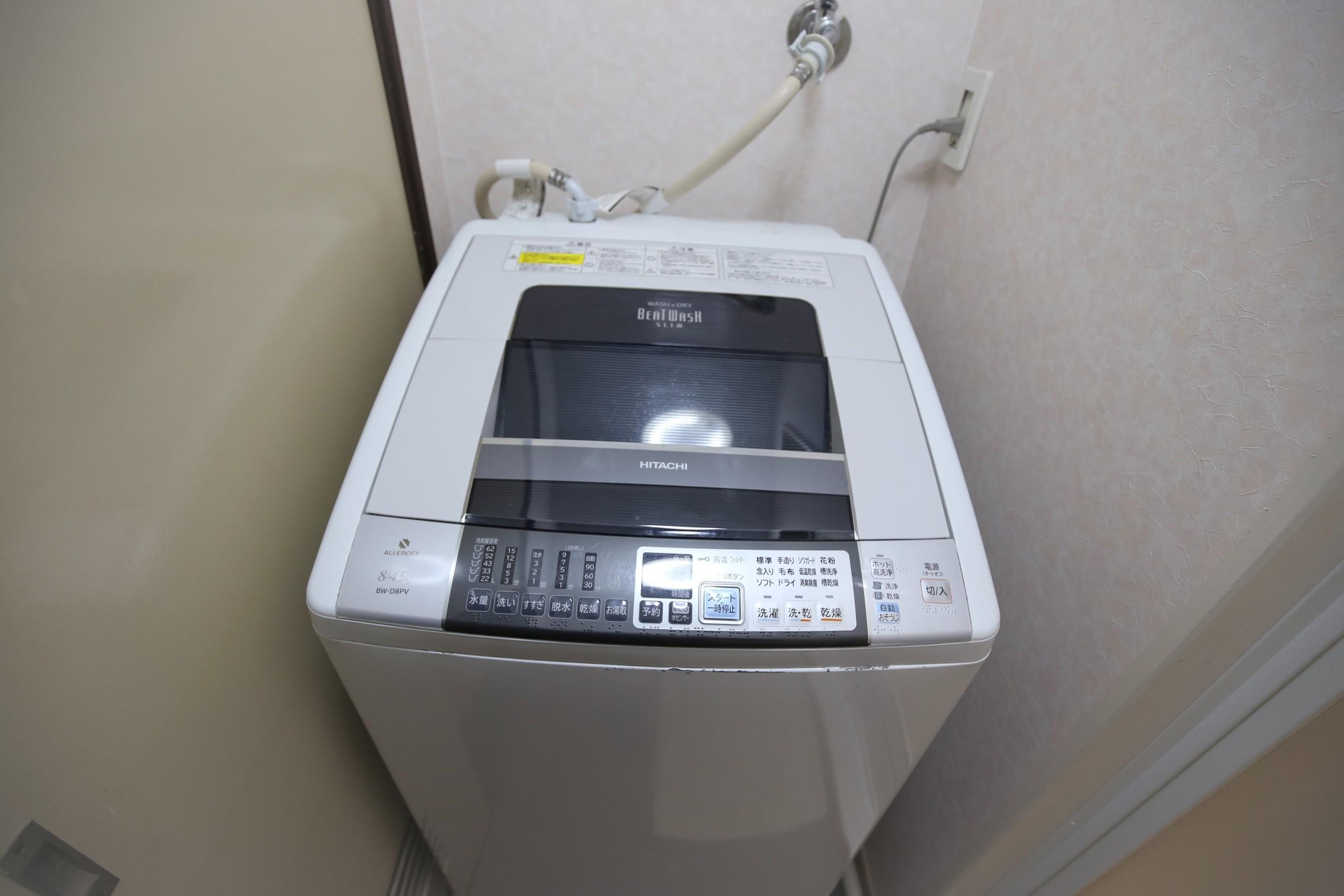洗濯機[4H]