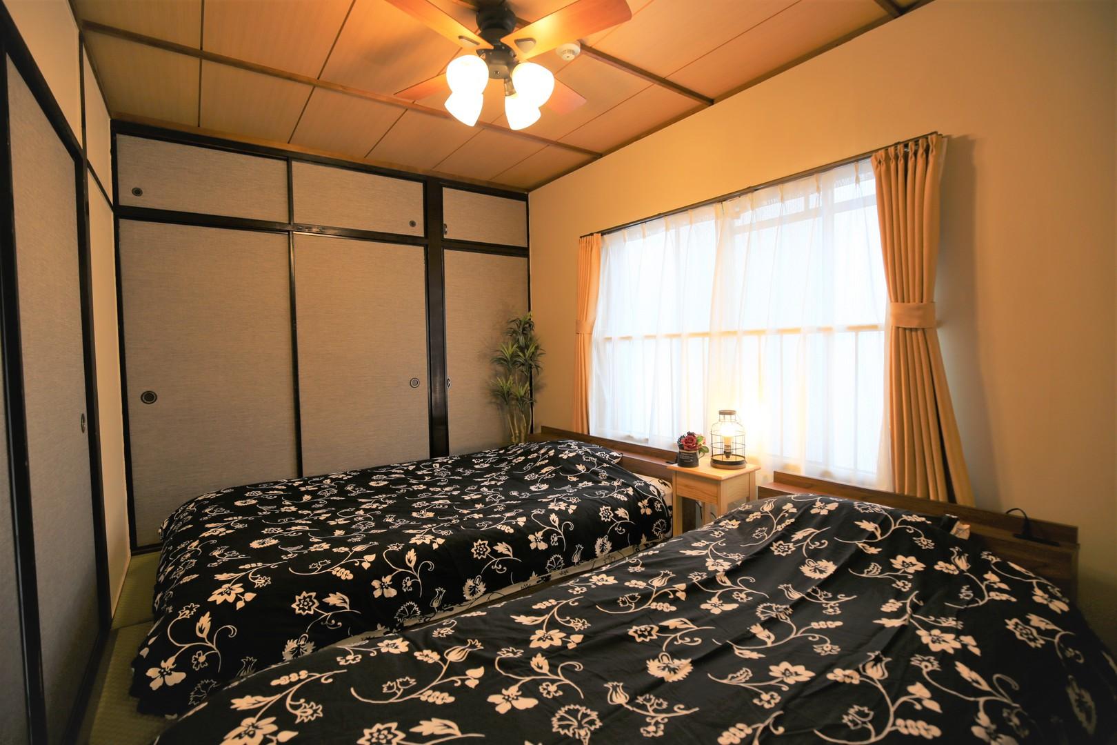 ベッドルーム1[7F]