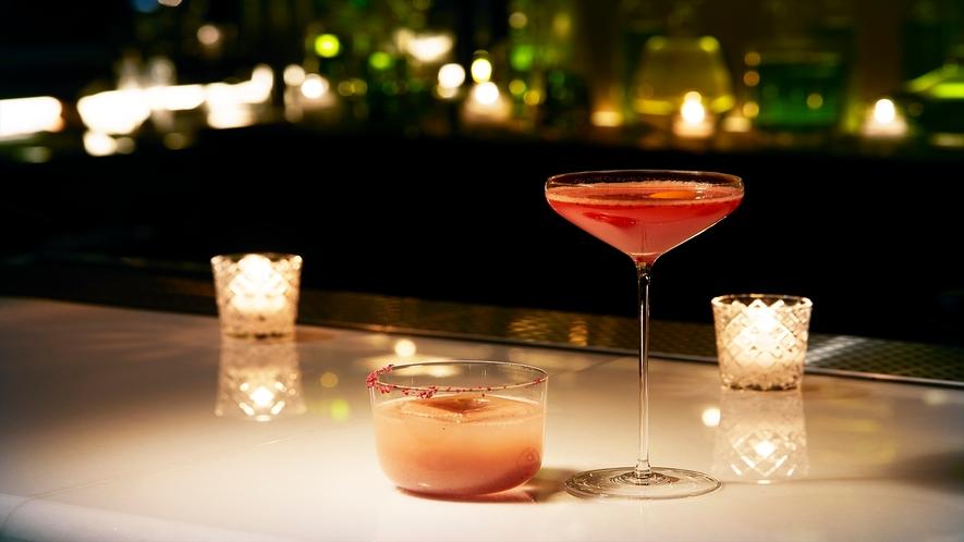 Lobby Barでは、エディションオリジナル・シグネチャーカクテルをお楽しみ頂けます。