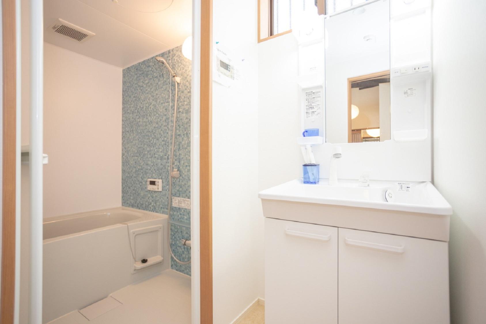 洗面脱衣所/浴室
