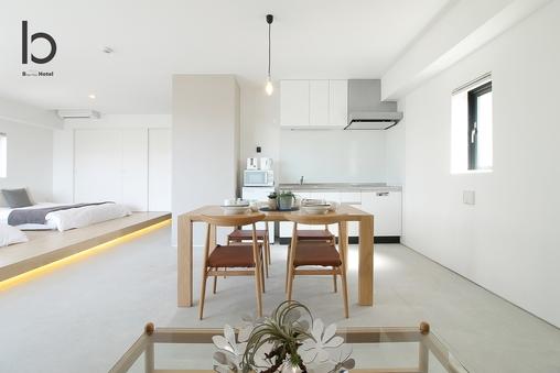 50平米 デザインルーム シティサイド