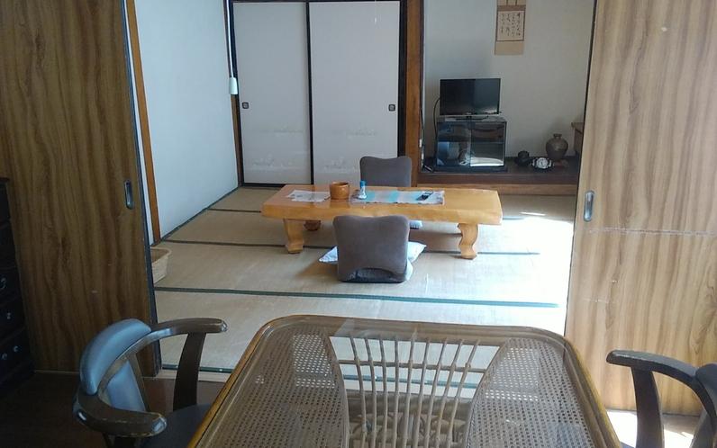 特別室B:松の間 和室