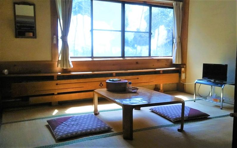 客室 6畳和室 例1