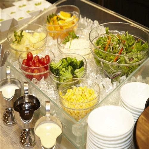 ◆朝食バイキング サラダ(イメージ)
