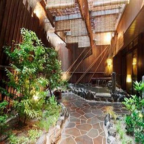 ◆別館・仙台ANNEXの天然温泉『青葉の湯』