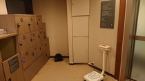 ◆大浴場ロッカールーム