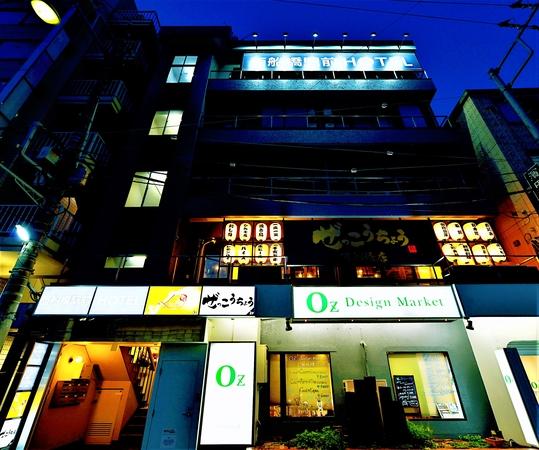西船橋駅前HOTEL