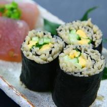 -蕎麦寿司-