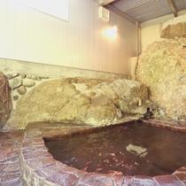 -硫黄泉の古代大岩風呂-