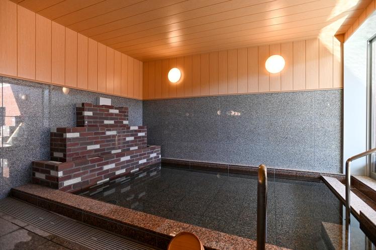 大浴場 煉瓦の湯