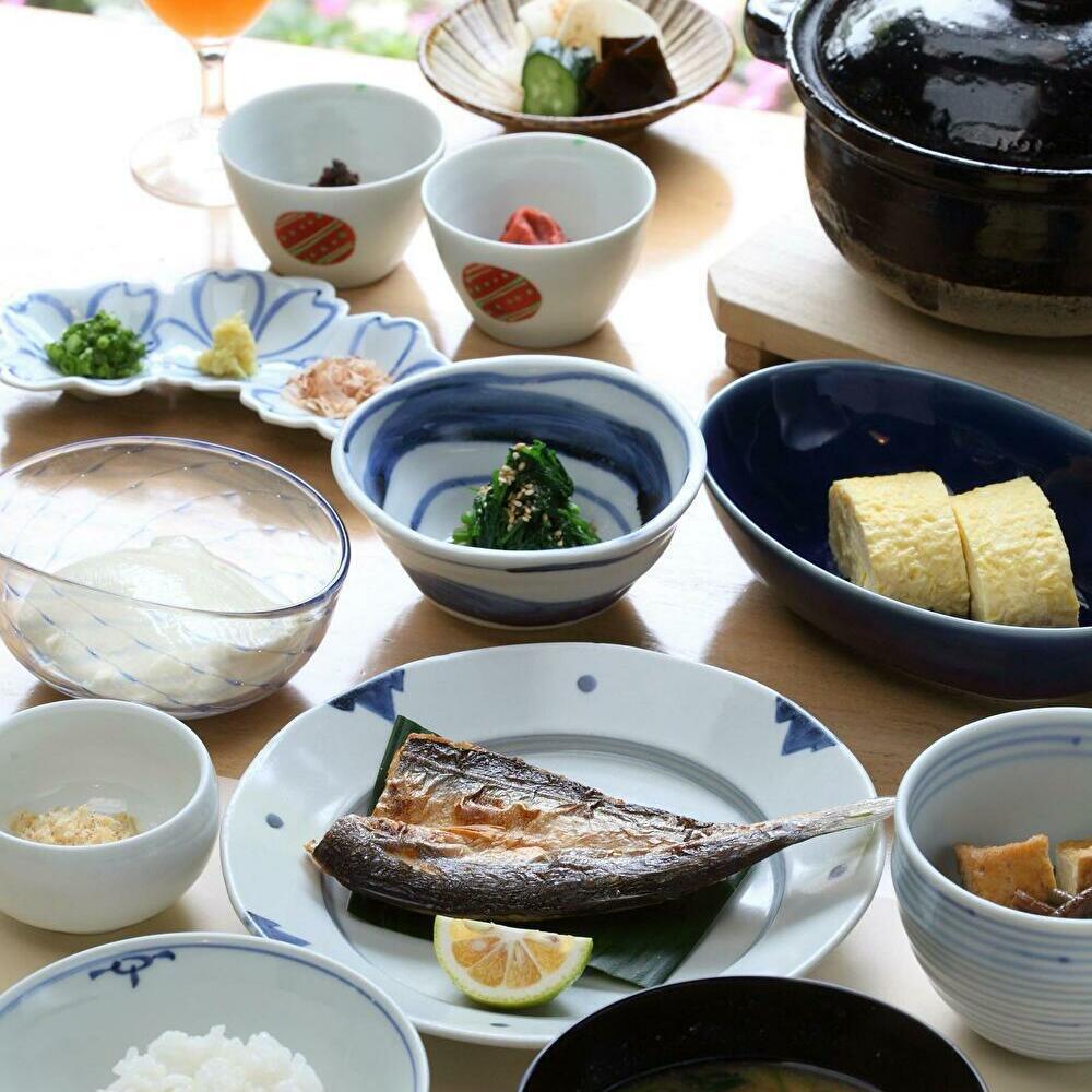 ●朝食〜和食イメージ〜
