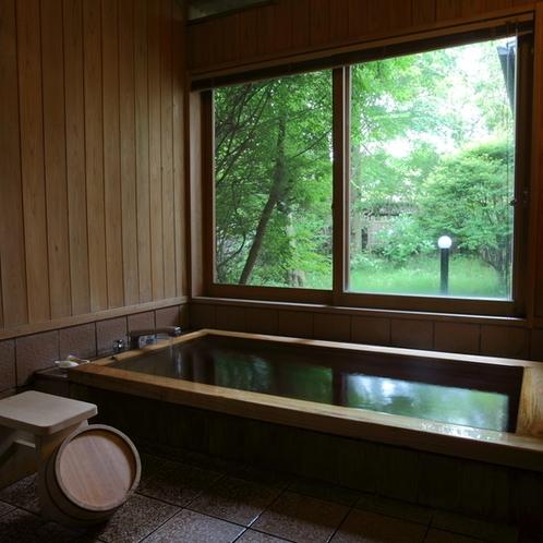 ●10畳+12畳(和・洋)+リビング B棟(2階)「くいな」~内風呂~