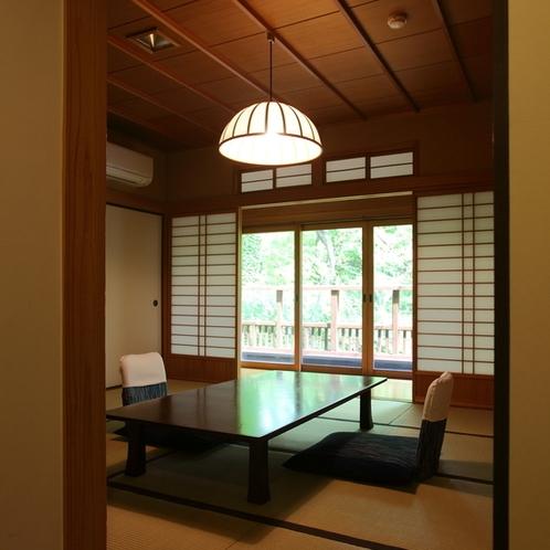 ●10畳+10畳(和・洋)+リビング A棟(2階)「桑」