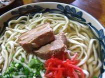 沖縄料理 おきなわそば