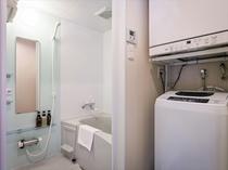【デラックス4thルーム】洗濯機・乾燥機