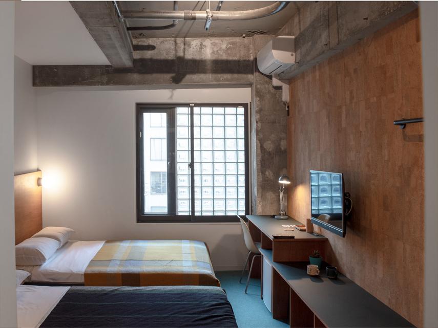 204号室:ツインルーム