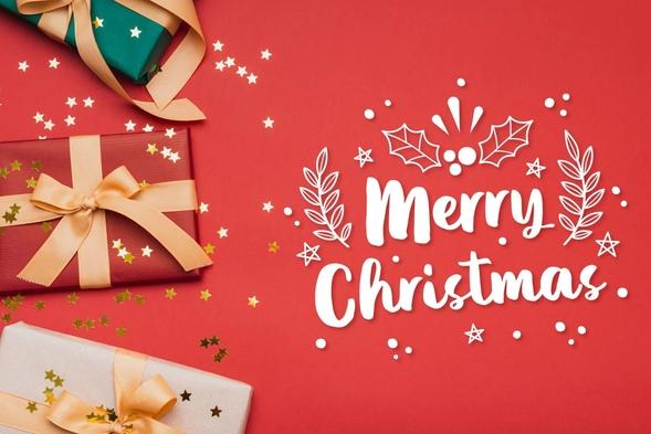 【3日間限定】クリスマス特別メニュー☆プレゼント付き〜大切な方&ご家族と一緒に過ごす限定プラン〜