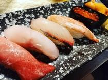 【おたる亭 お寿司プラン】料理イメージ