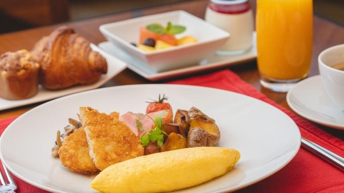 【ベッド&ブレックファスト】日本庭園を臨むメインダイニングでこだわりの朝食を