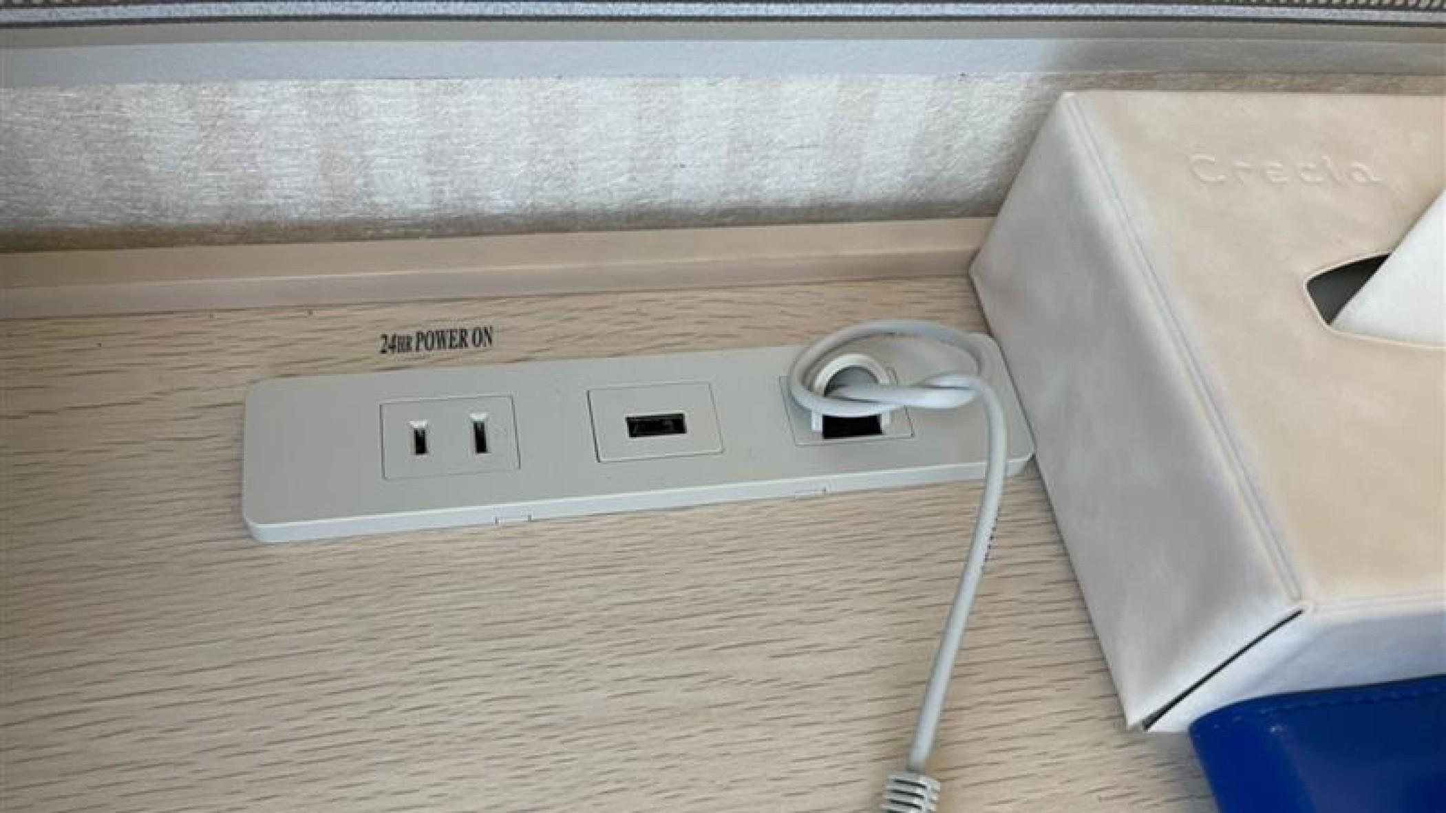 無料WiFiと有線LANも完備でテレワークも安心!