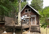 FOREST CABIN外観