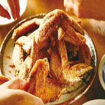 【備長扇屋】手羽先は手掴みで食べるのが美味しい♪
