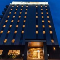 ホテル外観