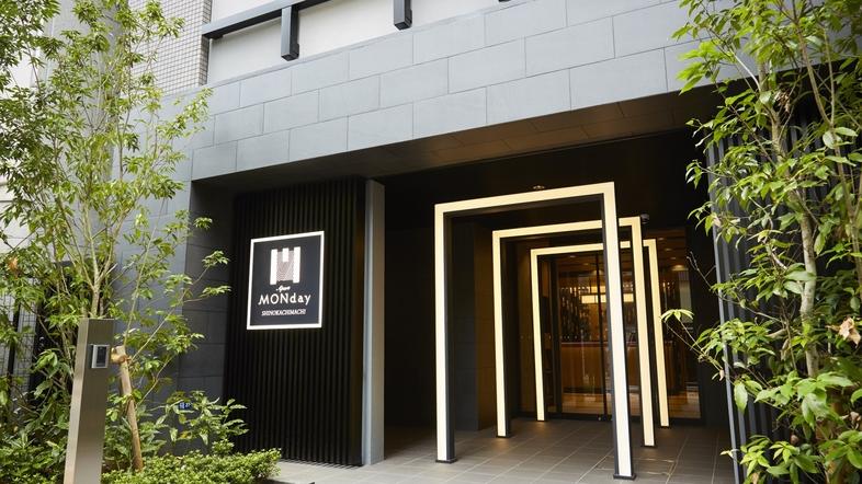 MONday Apart 上野新御徒町(2020年8月開業)