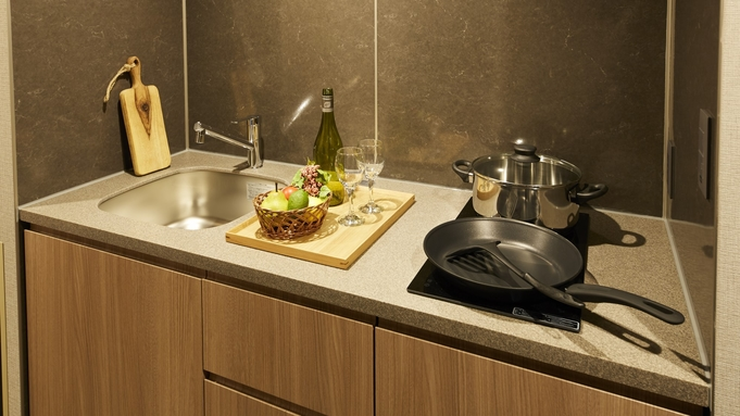 【秋冬旅セール】全室キッチン・洗濯機付!カップル&ファミリーにおすすめ!