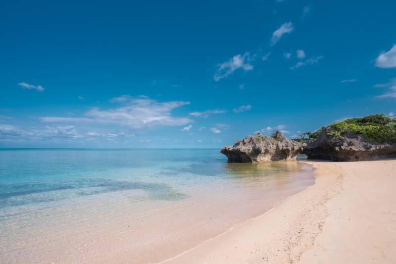 プライベートビーチ(1)