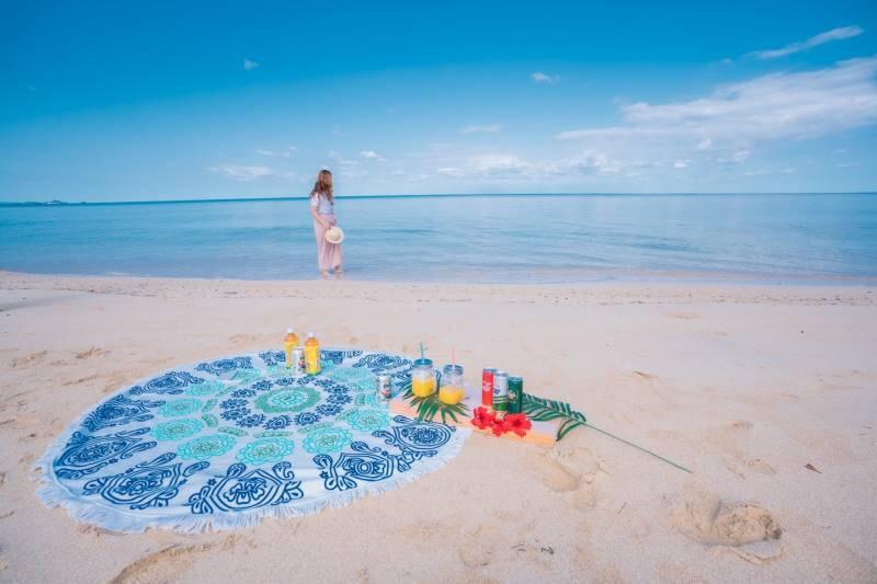 プライベートビーチ(2)