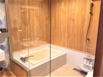 本館特別室内のお風呂