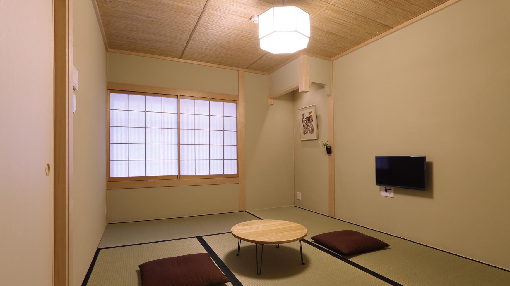 客室3「桃」