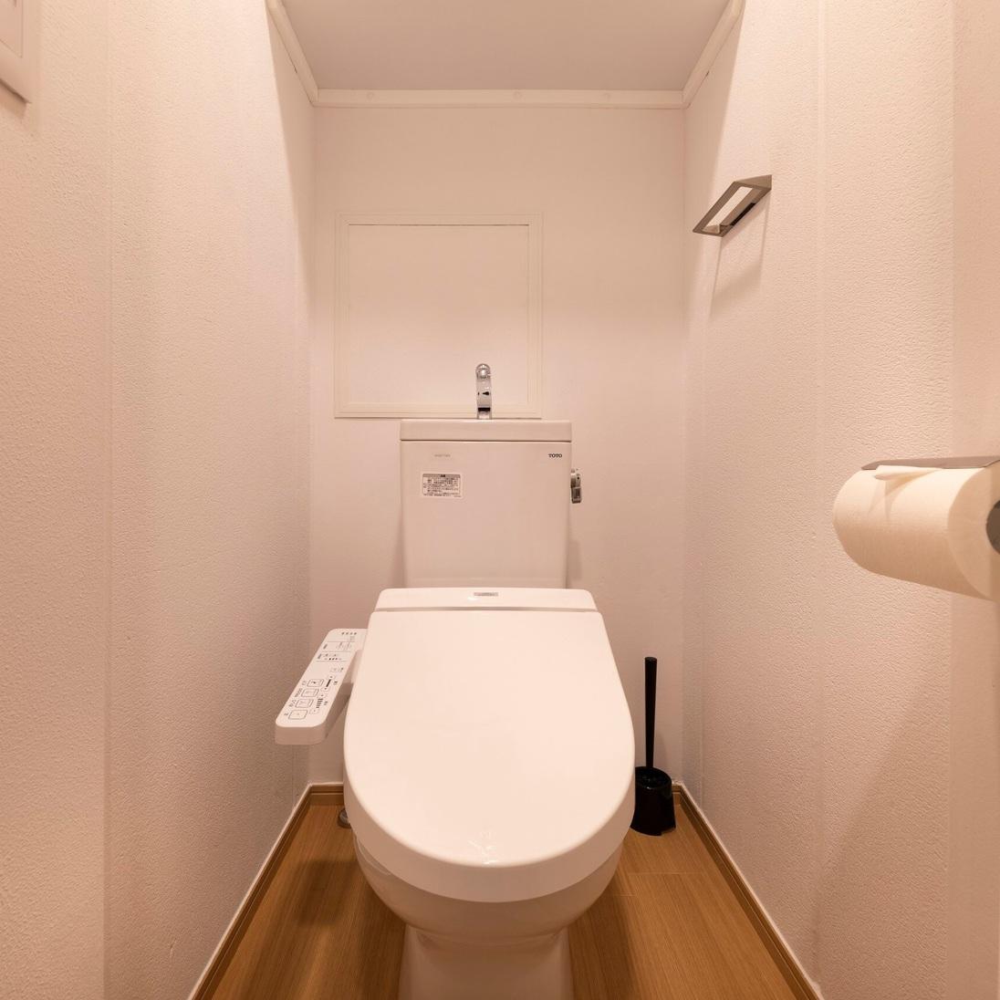 401号室-トイレ