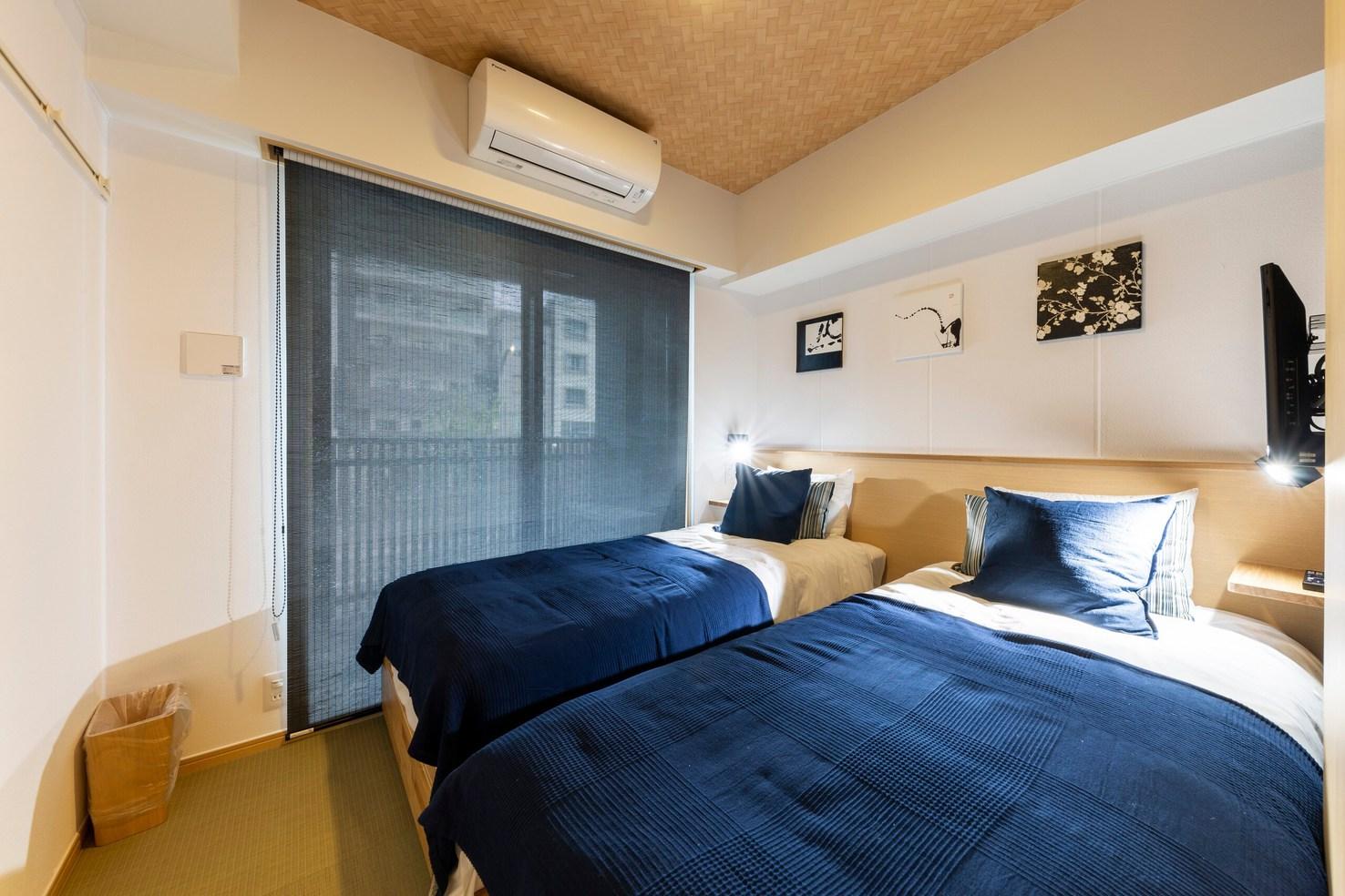 201号室-寝室