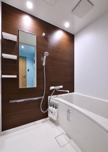 客室/浴室