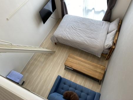 4階セミダブルルーム