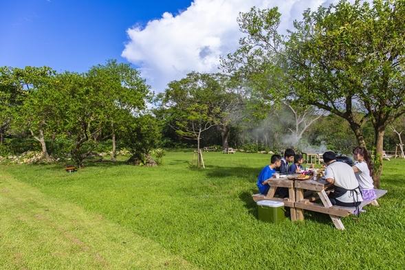 【祝!世界自然遺産登録勧告】森の中でゆったりする1泊朝食付プラン(ツインルーム)