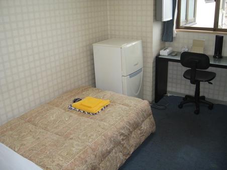 男性専用シングルルーム(アウトバス)喫煙室