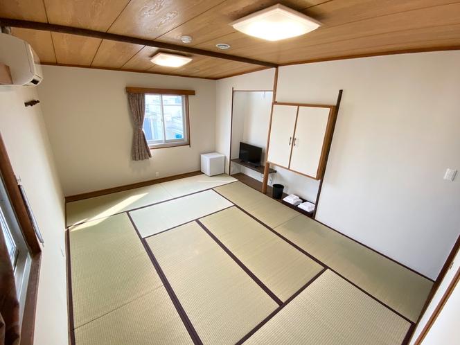 10畳 和室(ユニットバス)