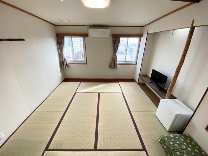 8畳 和室(アウトバス・トイレ)