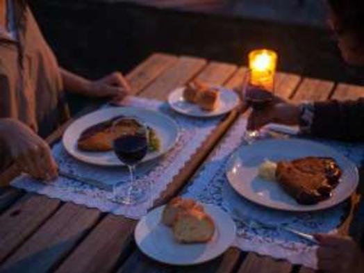 【Harvest Moon】佐渡産食材使用・収穫月に感謝を込めてお料理グレードアッププラン