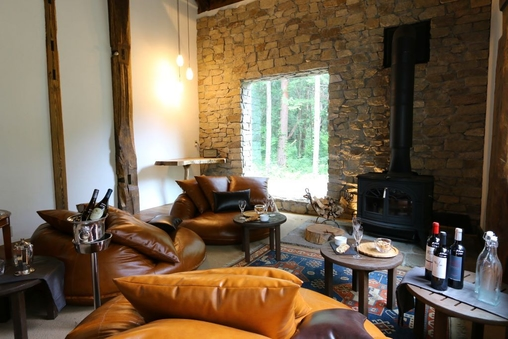 贅沢なプライベート空間GUEST HOUSE