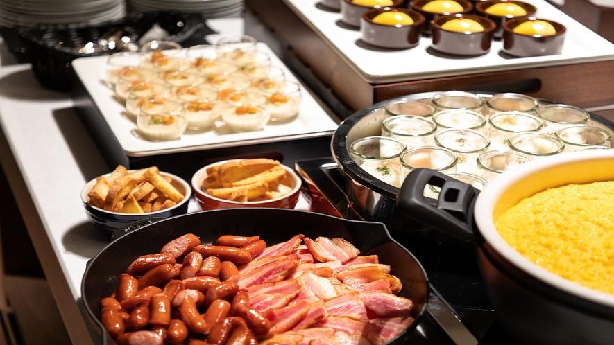 朝食〈一例〉