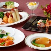 *【中国料理 華林】秋のグレードアップコースは、ふかひれ・北京ダックなど中国料理の極み食材をご用意!