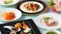 *【中国料理 花林スタンダードコース(一例)】※写真はイメージです
