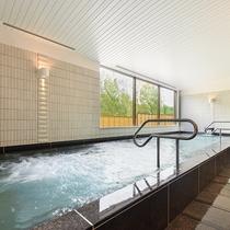 *【大浴場(一例)】一日の疲れを癒す大浴場。当日24時まで、翌朝は6時〜9時までご利用いただけます。