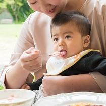 *【朝食バイキング】赤ちゃんとファーストステイ(イメージ)