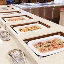 *【夕食(バイキング・一例)】時期によってイベントを開催!提供するお料理はイベントによって変わります